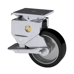 39 Series Aluminum Caster | Modern Suspension