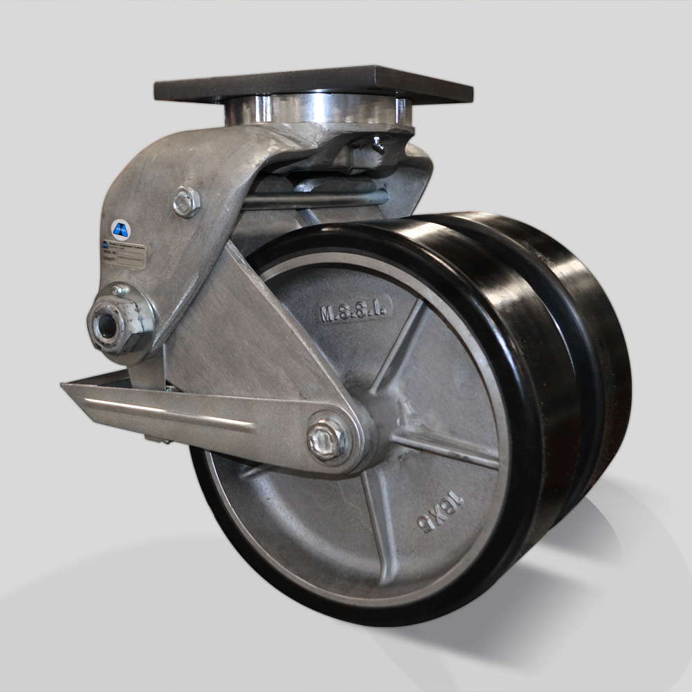 Modern Series 339 ideal for Aerospace Casters | Modern Suspension Casters