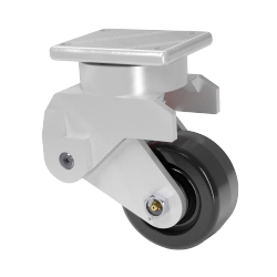 Phenolic Wheel, Aluminum Swivel Caster