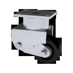 25 Series Aluminum Caster | Modern Suspension