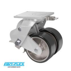 Durable, Dual Wheel