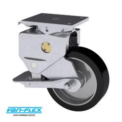 39 Series Aluminum Caster | Modern Suspension